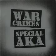 Click here for more info about 'The Specials - War Crimes'