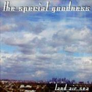 The Special Goodness Land Air Sea UK CD album