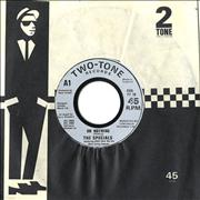 Click here for more info about 'The Specials - Do Nothing - Jukebox Issue'