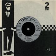 Click here for more info about 'The Specials - Do Nothing'