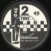 Click here for more info about 'The Specials - Gangsters - 4pr'