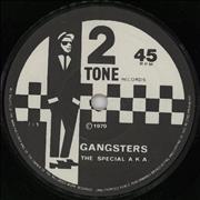 Click here for more info about 'The Specials - Gangsters - solid'