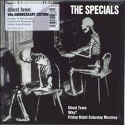 Click here for more info about 'The Specials - Ghost Town - 40th Anniversary Edition - Half Speed Mastered - Sealed'