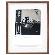 Click here for more info about 'The Specials - Ghost Town - SuperSizeArt Numbered Print'