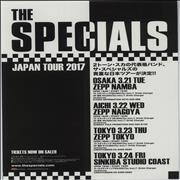 Click here for more info about 'The Specials - Japan Tour 2017'