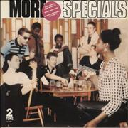 Click here for more info about 'The Specials - More Specials + Poster - Promo Stickered'