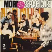 The Specials More Specials - EX UK vinyl LP