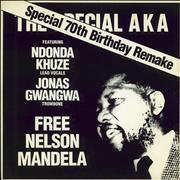 Click here for more info about 'The Specials - Nelson Mandela - 70th Birthday Remake'