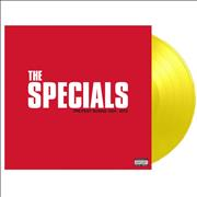 The Specials Protest Songs 1924-2012 - Yellow Vinyl Bespoke Touring Edition - Sealed UK vinyl LP