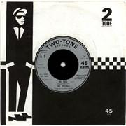 """The Specials Rat Race France 7"""" vinyl"""