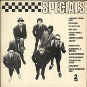 Click here for more info about 'The Specials - Specials - 1st - VG'