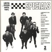 Click here for more info about 'The Specials - The Specials - 180gm White Vinyl'