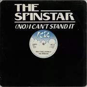 Click here for more info about 'The Spinstar - (No) I Can't Stand It'