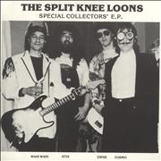 Click here for more info about 'The Split Knee Loons - Special Collectors' EP - Brown Vinyl'