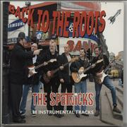 The Spotnicks Back To The Roots France CD album