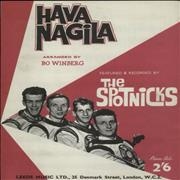 Click here for more info about 'The Spotnicks - Hava Nagila'