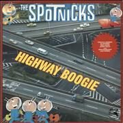Click here for more info about 'The Spotnicks - Highway Boogie'