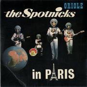 Click here for more info about 'The Spotnicks - In Paris EP'