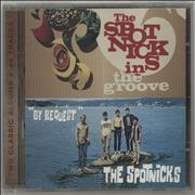 Click here for more info about 'The Spotnicks - In The Groove / By Request'