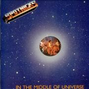 Click here for more info about 'The Spotnicks - In The Middle Of Universe'