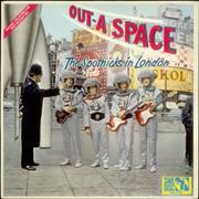 Click here for more info about 'The Spotnicks - Out-A-Space - The Spotnicks In London'