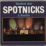 The Spotnicks Recital a Berlin 1974 France CD album