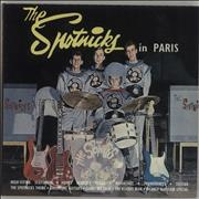 The Spotnicks The Spotnicks Vol. 1: In Paris France CD album