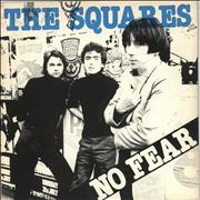 Click here for more info about 'The Squares - No Fear - 2nd + Sleeve'