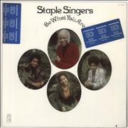 The Staple Singers Be What You Are - Quad USA vinyl LP