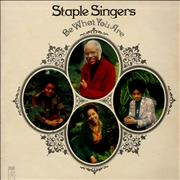 Click here for more info about 'The Staple Singers - Be What You Are'