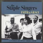 The Staple Singers Faith And Grace: A Family Journey 1953-1976 USA 4-CD set