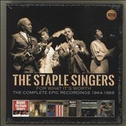 Click here for more info about 'The Staple Singers - For What It's Worth: The Complete Epic Recordings 1964-1968'