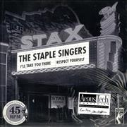 Click here for more info about 'The Staple Singers - Hit Singles'