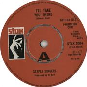 Click here for more info about 'The Staple Singers - I'll Take You There'