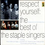 Click here for more info about 'The Staple Singers - Respect Yourself, The Best Of The Staple Singers'