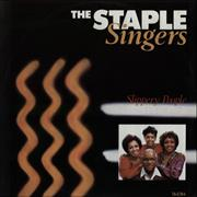 "The Staple Singers Slippery People (Club Mix) - P/s UK 12"" vinyl"