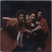 The Staple Singers Unlock Your Mind USA vinyl LP