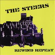 Click here for more info about 'The Steers - Rewind Repeat - Numbered Sleeve'