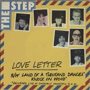 Click here for more info about 'The Step - Love Letter'
