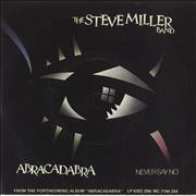 Click here for more info about 'The Steve Miller Band - Abracadabra - Injection - P/S'