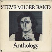 Click here for more info about 'The Steve Miller Band - Anthology - Peach label'