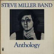 Click here for more info about 'The Steve Miller Band - Anthology - green label - factory sample'