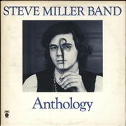 Click here for more info about 'The Steve Miller Band - Anthology - 1½ - EX'