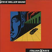 Click here for more info about 'The Steve Miller Band - Italian X Rays'