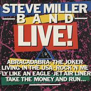 Click here for more info about 'The Steve Miller Band - Live!'