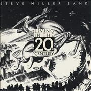 Click here for more info about 'The Steve Miller Band - Living In The 20th Century'