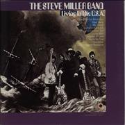 Click here for more info about 'The Steve Miller Band - Living In The U.S.A.'