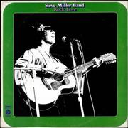 Click here for more info about 'The Steve Miller Band - Rock Love'