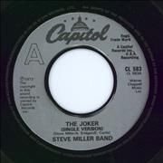 Click here for more info about 'The Steve Miller Band - The Joker - Wide Centre'