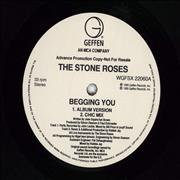 Click here for more info about 'The Stone Roses - Begging You'